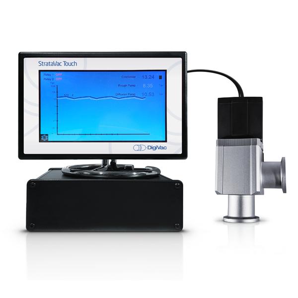 StrataVac Vacuum Controller | Industrial Plunger-Type Throttle Valve Bundle