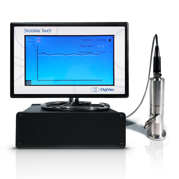 DigiVac StrataVac Touch with Bleed Valve