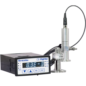 StrataVac with Bleed valve and 536 KF25 Sensor