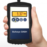 Portable Capacitance Manometer Gauge, Bullseye DASH