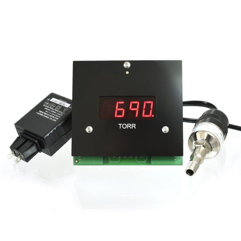 Panel mount vacuum gauge | Model 801W