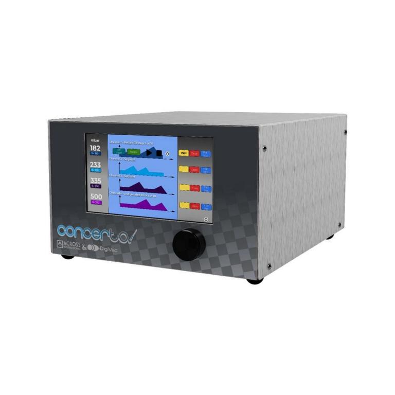 Automatic Vacuum Process Controller  Concerto