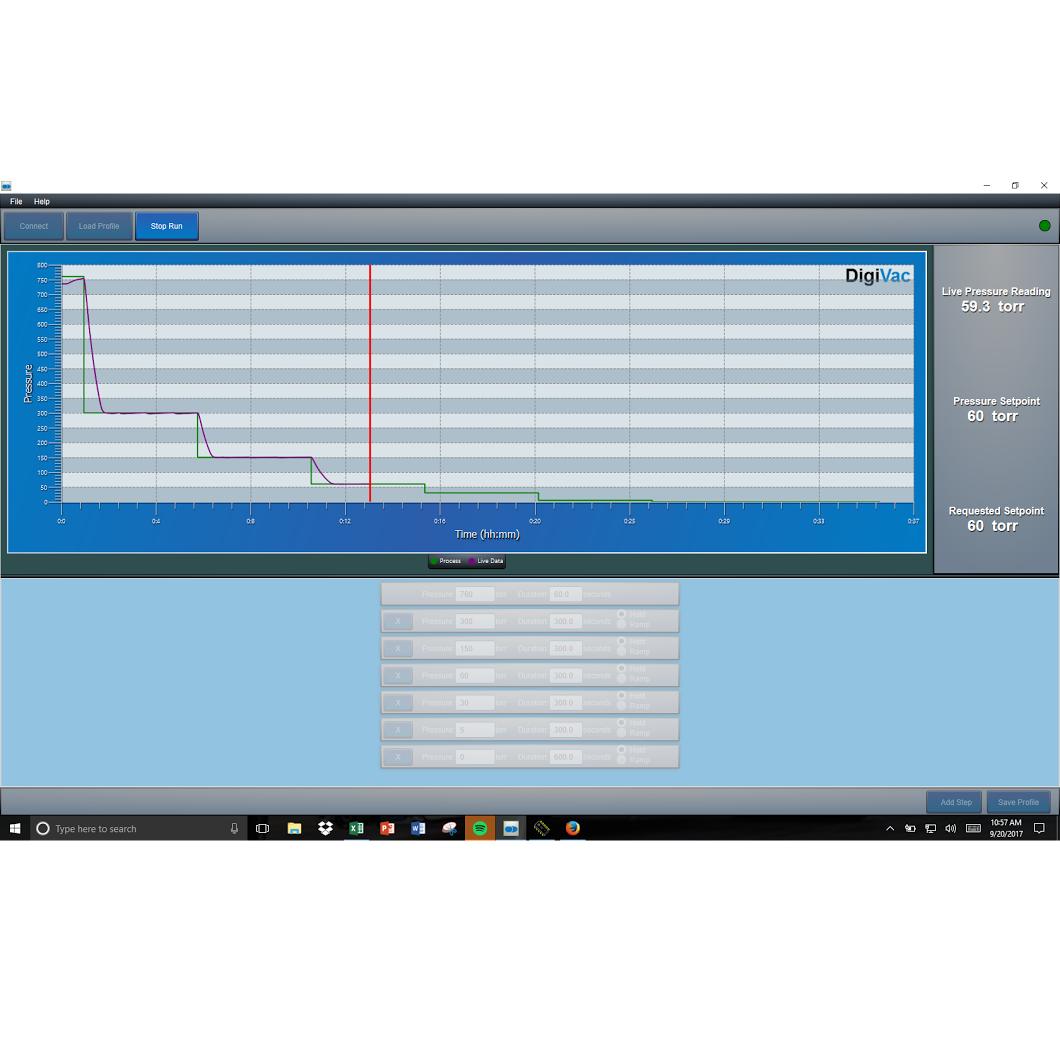 VPC Control Software
