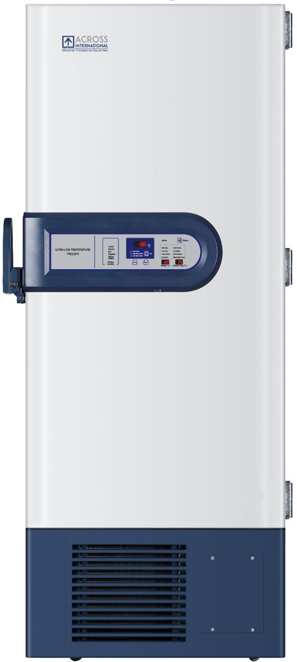 -86 upright freezer 12 cf 110V